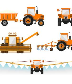 Global Agri machine
